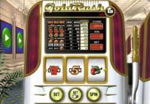 gold rush spelautomat