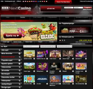 NextCasino sajt