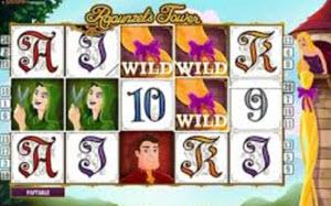 rapunzels tower spelautomat