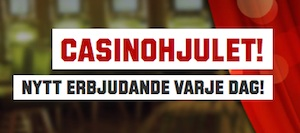 Casinohjulet Unibet