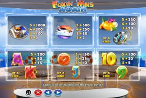 Spela Foxin' Wins Again hos Casumo casino