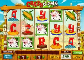 Crazy Cows Casinoguide
