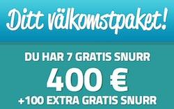 LuckyDino Casino bonus