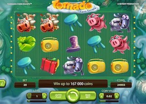 Tornado slot Casinoguide