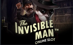 Sweden Casino Invisible Man