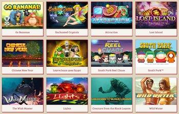 Anna Casino spel