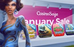 Casino Saga bossrace