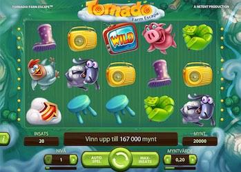 Tornado Farm Escape Casinoguide