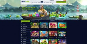 Odds, Poker och Casino online hos Betrally