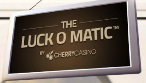 Luckomatic Cherry