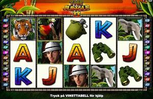 The Jungle II Push Gaming