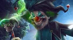 Casino Saga evil clown