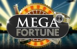 Mega Fortune Comeon
