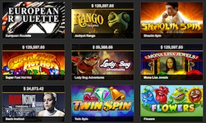 Netbet casinospel
