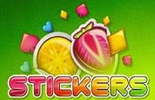 Stickers slot logo