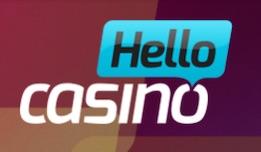 Hello Casino nya spel