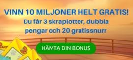 Svenska Lotter kampanj