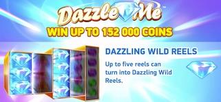 Dazzle Me NetEnt