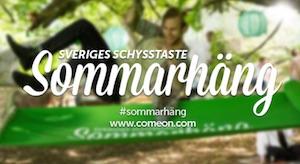 Sommarhang Comeon