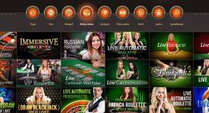 Joy casino live casino