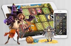 Slotty Vegas mobil