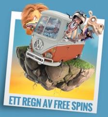 Thrills vecka free spins