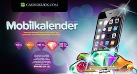 Casino Luck mobilkalender