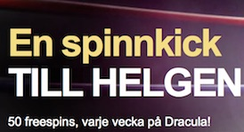 Dracula free spins