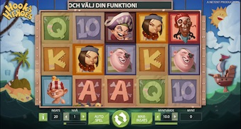 Hooks Heroes Casinoguide
