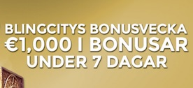 Bling City bonus