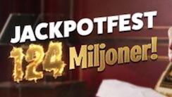 LeoVegas jackpottfest