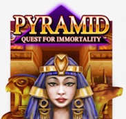 Pyramid slot logo