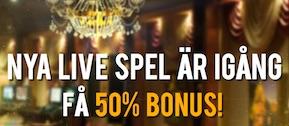 Casino Cruise livecasino