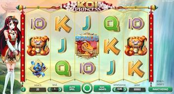 Koi Princess casinoguide