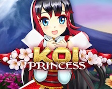 Koi Princess - Rizk Casino