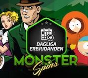 Monster spins south park