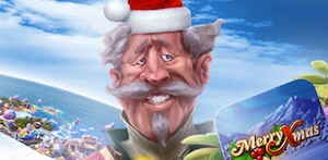 Frisnurr Merry Xmas