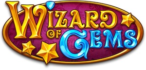 Wizard of Gems Logo