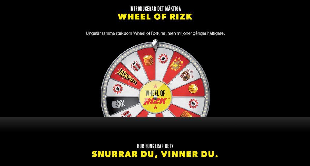 Rizk casinospel