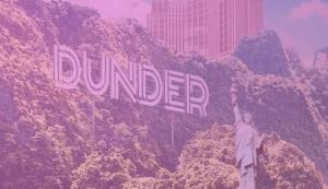 Dunder Casino Startsida