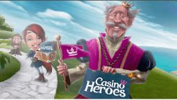 CasinoHeroes free spins
