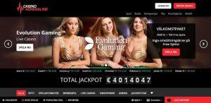 Spela med Casino Adrenaline och vinn med bonus