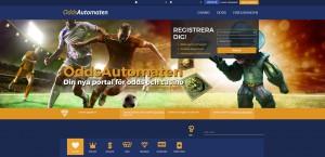 Spela och vinn på odds och casino online via OddsAutomaten