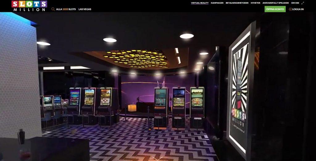 SlotsMillion virtual casino