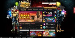 Spela på VideoSlots med casinobonus och no deposit free spins