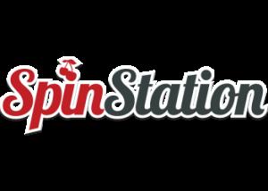 Spinstation casino logga