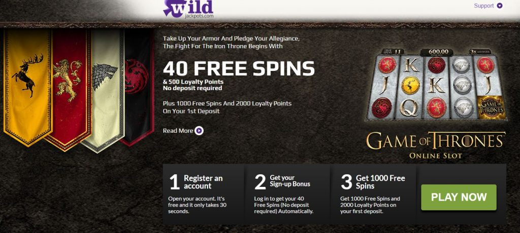 wildjackpot casino