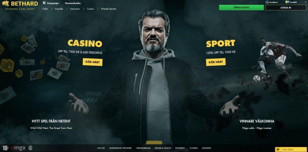 Bethard Casino Casinoguide
