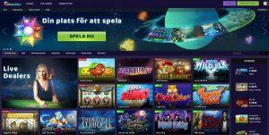 Spela på cashiopeia casino online