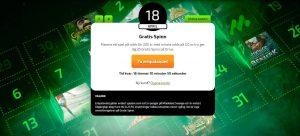 Spela hos Mobilebet casino med bonus och free spins varje dag